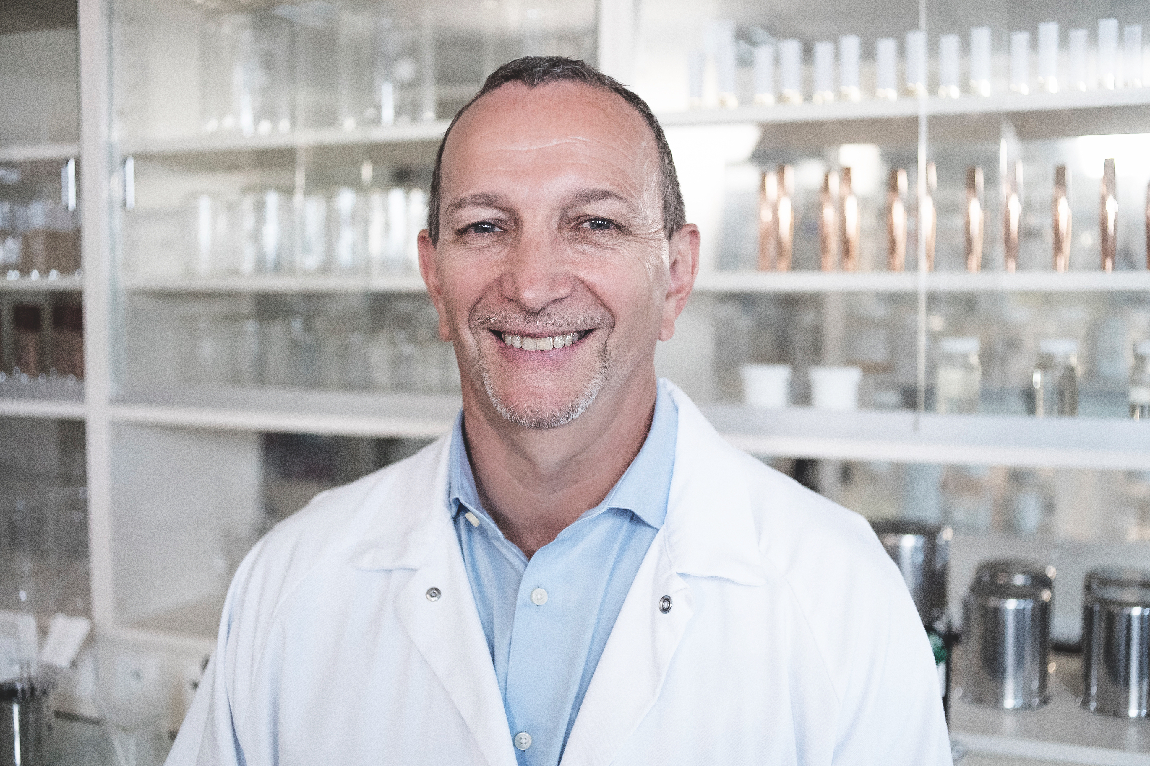 Olivier Doucet, Head of Research and Development in the Monaco Labs