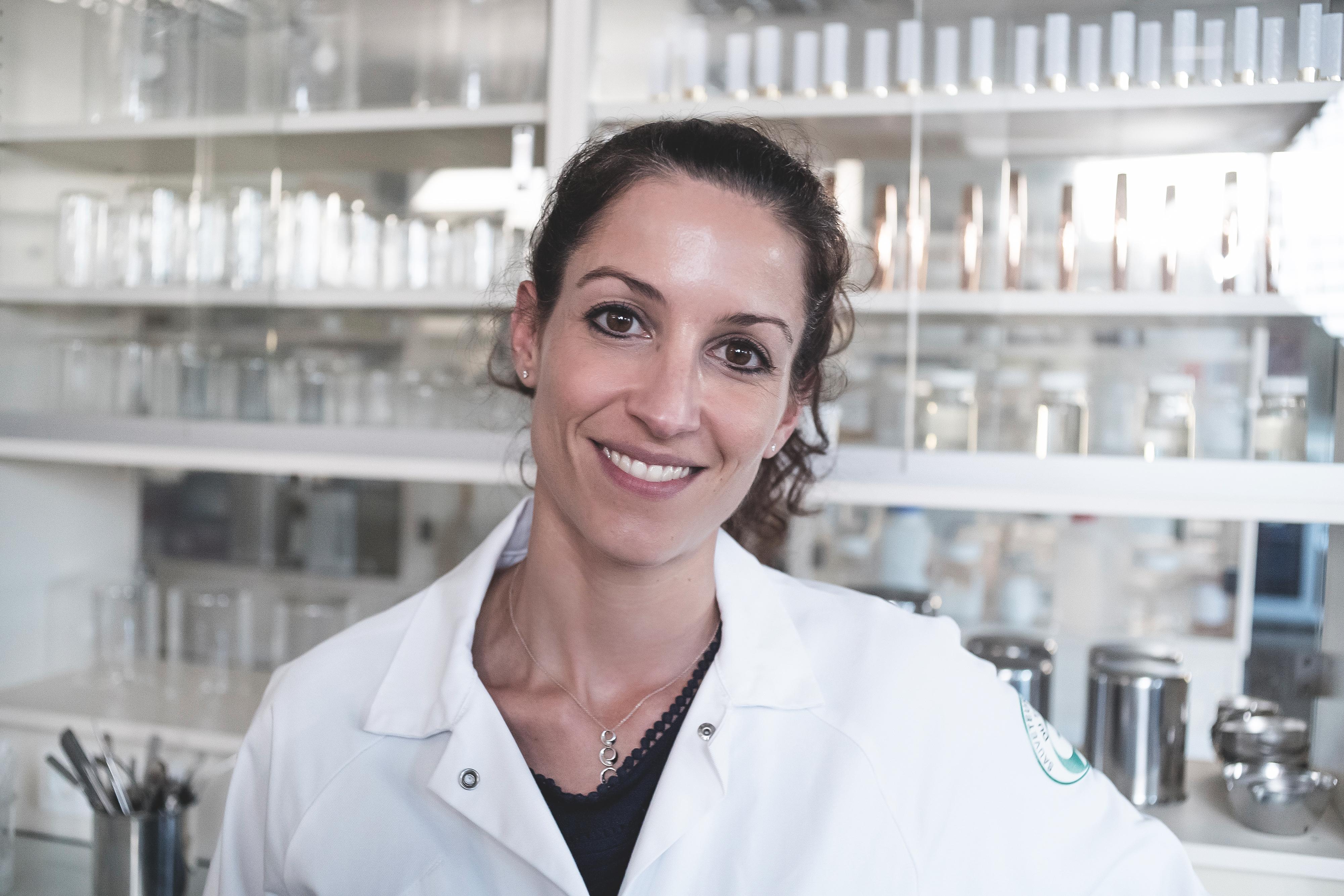 Ruth Esteban, General Manager Monaco Plant
