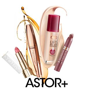 Astor Cosmetics Live Your Beauty
