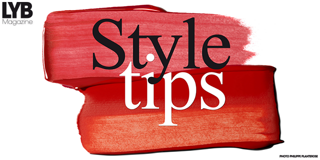Style & fashion tips