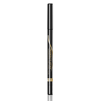 Super intense and longwearing eyeliner in a black extra chic and thin pen for an ultra soft application of the Perfect Stay 24H Waterproof Longlasting Kajal