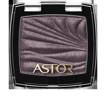 Ponadczasowe czarno-przezroczyste opakowanie kolekcji cieni do powiek Astor EyeArtist Colorwaves to zaproszenie do zmysłowego przeżycia piękna! Jednocześnie ponadczasowe i nowoczesne - tak, to możliwe!