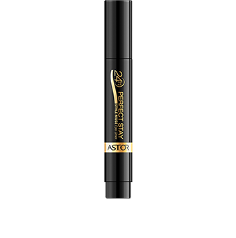 The big felt-tip applicator lets you draw ultra-thick graphic lines with a pro-finish. Easy! Get your Perfect Stay 24H Style Muse Eyeliner Pen now !