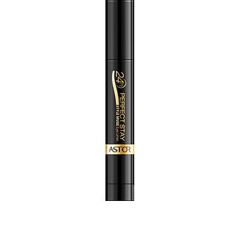El gran aplicador de punta de fieltro permite dibujar líneas ultragruesas con acabado profesional. ¡De forma muy sencilla! ¡Consigue ya tu Perfect Stay 24H Style Muse Eyeliner Pen!