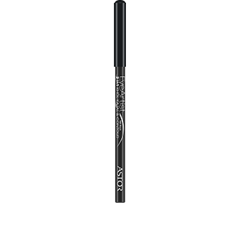 Die optimale Kombination von Eyeliner und Khol in einem schwarzen, besonders edlen und dünnen Stift für eine ultraweiche Applikation – das ist der EyeArtist 2 in 1 Khol Kajal & Contour Eyeliner.