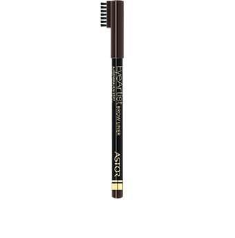 The monochrome pencil for an easy application of the EyeArtist Eyebrow Pencil