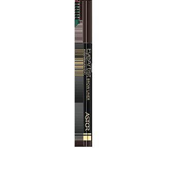 Der einfarbige Stift des EyeArtist Eyebrow Pencil ermöglicht Dir ein einfaches Auftragen.