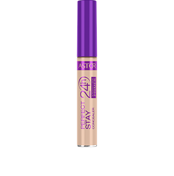 Slim stick concealer with its clever flock-tip applicator