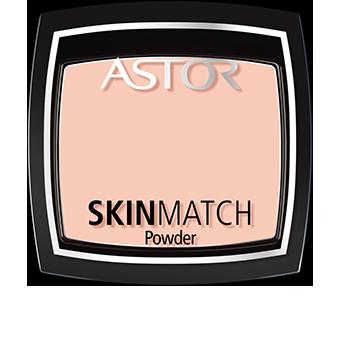 Stworzone by być piękne i praktyczne, czarne opakowanie pudru SkinMatch z przezroczystą pokrywką skrywa w sobie gąbeczkę. Kosmetyczny must-have!