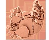 El polvo bronceador Natural Fit incluye unos polvos ligeros y cómodos de aplicar. Su fórmula sedosa y aterciopelada aporta un ligero reflejo para lograr un brillo dorado, radiante, y se aplica de manera fluida y sin esfuerzo.