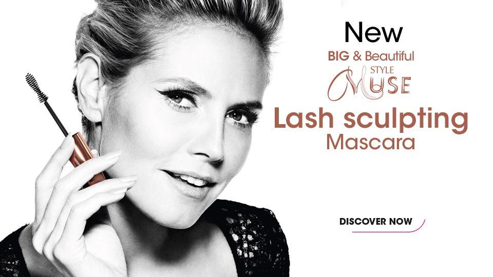 Big & Beautiful Style Muse Lash sculpting Mascara